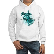 Ovarian Cancer RemissionRocks Hoodie