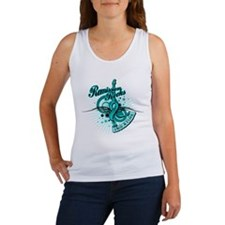 Ovarian Cancer RemissionRocks Women's Tank Top