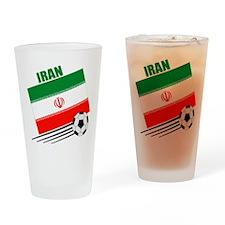 Iran Soccer Team Drinking Glass