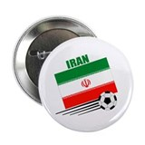 "Iran Soccer Team 2.25"" Button (100 pack)"