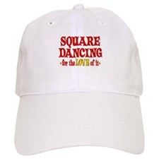 Square Dancing Love Baseball Cap