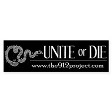 Unite: 912project Bumper Bumper Sticker