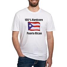 10x10Puerto Rican flag2 T-Shirt