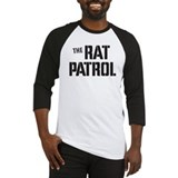 The Rat Patrol Baseball Jersey
