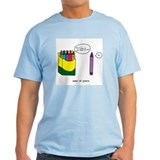 Custom Crayons T-Shirt