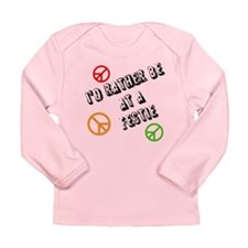 Cute Stones Long Sleeve Infant T-Shirt