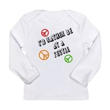 Cute Festival Long Sleeve Infant T-Shirt