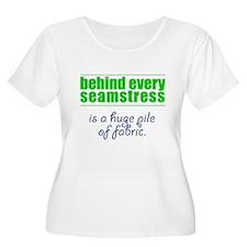 Behind Every Seamstress... T-Shirt