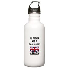 BRIXMIS My Father was a Cold Sports Water Bottle