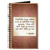 """Buddha Meditation"" Journal"