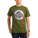 USA Original Organic Men's T-Shirt (dark)