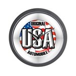 USA Original Wall Clock