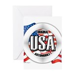 USA Original Greeting Card