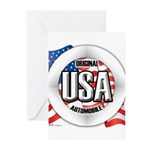USA Original Greeting Cards (Pk of 10)