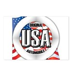 USA Original Postcards (Package of 8)