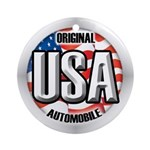 USA Original Ornament (Round)