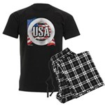 USA Original Men's Dark Pajamas