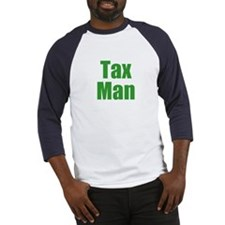 Tax Man Baseball Jersey