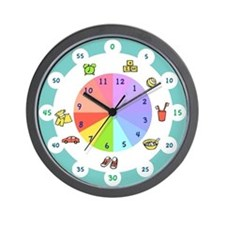 Good Morning Easy-Read Clock Face For Kids!