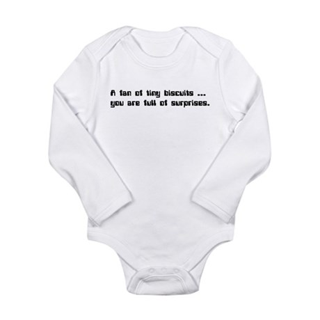 the i.t. crowd onesie tiny biscuits