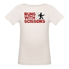 Runs With Scissors Tee