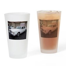 Town car Drinking Glass