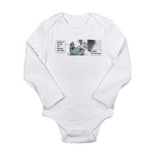 Baby Moses Long Sleeve Infant Bodysuit
