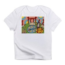 Seder Table Infant T-Shirt