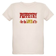 Puppetry Love T-Shirt