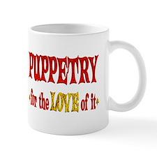 Puppetry Love Mug