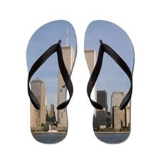 World Trade Center Flip Flops