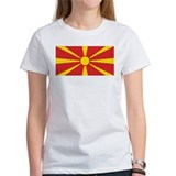 Macedonian Flag Tee