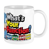 What's Your Function? Mug