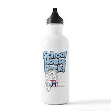 Schoolhouse Rock Bill Sports Water Bottle