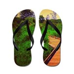 Jolene's Nature Flip Flops