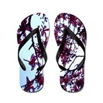 Jolene's Cherry Blossom Flip Flops