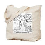 Tarzan's Girl Tote Bag