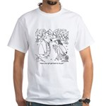 Tarzan's Girl White T-Shirt