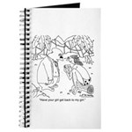 Tarzan's Girl Journal