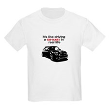 R56 Like Driving Go Kart T-Shirt