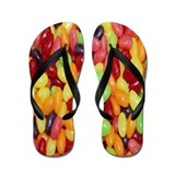 Jelly Bean Flip Flops