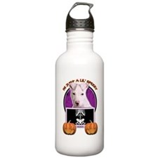 Just a Lil Spooky Pitbull Water Bottle