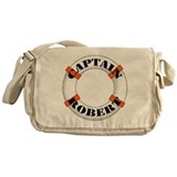 Captain Robert Messenger Bag