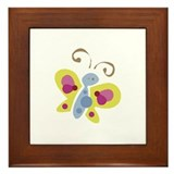 Butterfly200 Framed Tile