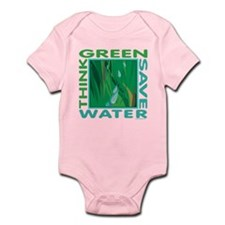 Water Conservation Infant Bodysuit