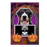 Just a Lil Spooky Swissie Postcards (Package of 8)