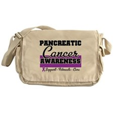 Pancreatic Cancer Messenger Bag