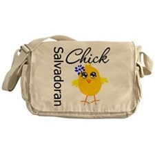 Salvadoran Chick Messenger Bag