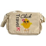 Travel Chick Messenger Bag