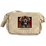 Leonberger Messenger Bag
